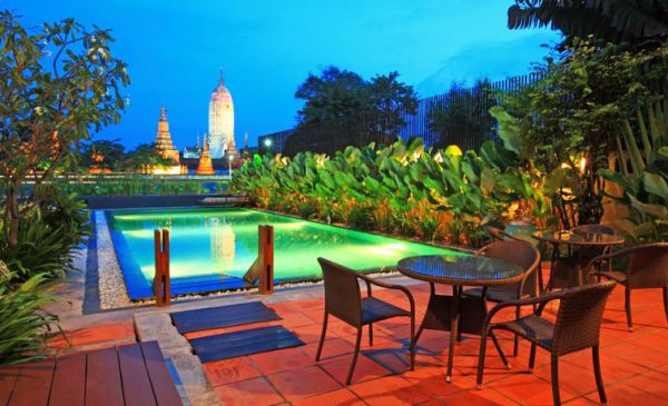 Ayutthaya: I U Dia on the River