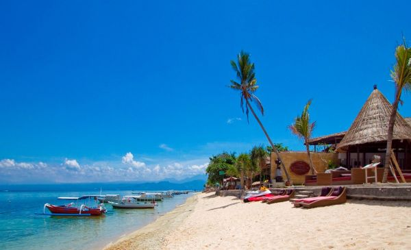 Nusa Lembongan: Lembongan Beach Club & Resort