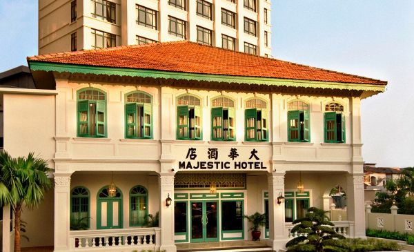 Malacca: The Majestic