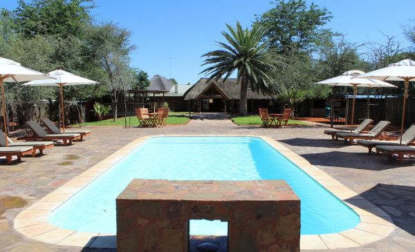 Kalahari: Bagatelle Kalahari Lodge