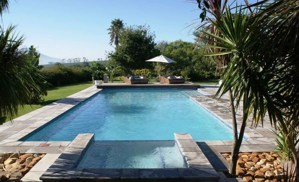 Stellenbosch: Wedgeview Country House