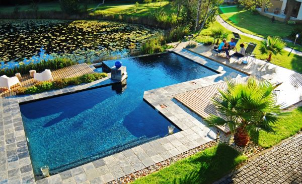 Plettenberg Bay: Lilypond Country Lodge
