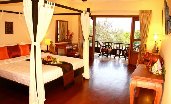 Siem Reap: Angkor Heritage Boutique Hotel