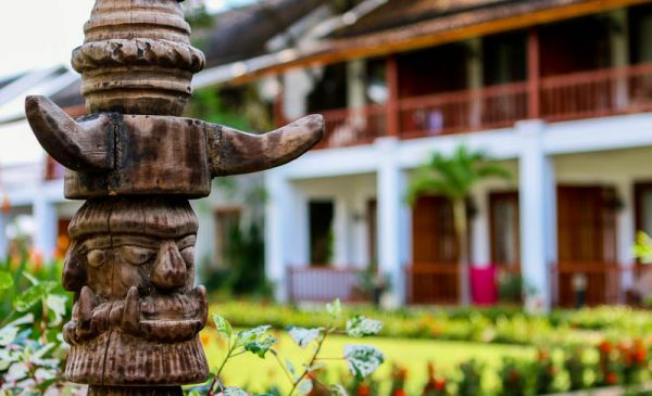 Vang Vieng: Riverside Boutique Resort