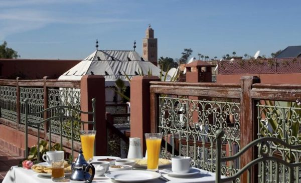 Marrakech: Riad Les Bougainvilliers