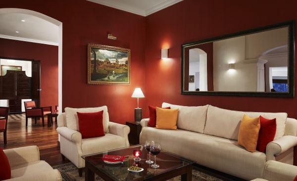 St Andrews Hotel Superior Room En Nuwara Eliya
