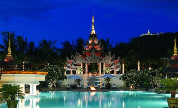 Mandalay: Mandalay Hill Resort