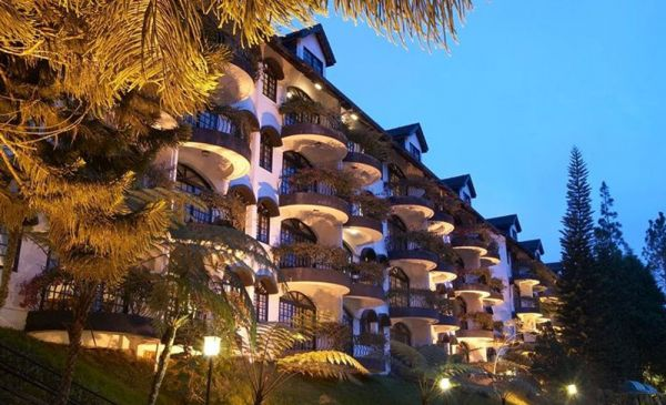 Cameron Highlands: Strawberry Park Resort