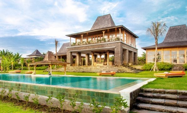 Tabanan: Alami Boutique Villas & Resort