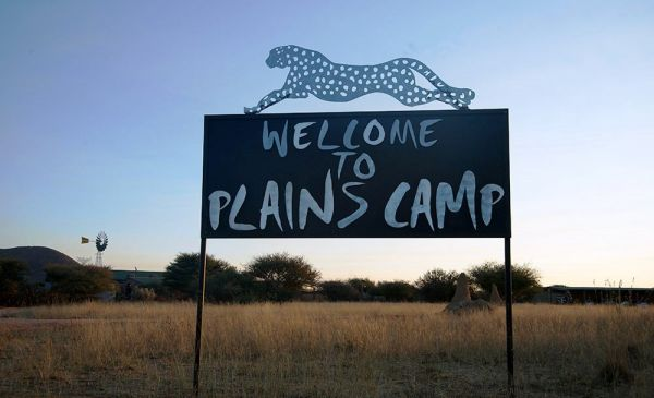 Okonjima: Okonjima Plains Camp