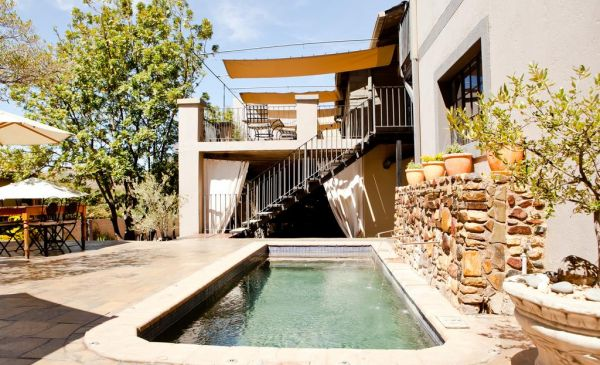 Windhoek: Olive Grove Guest House