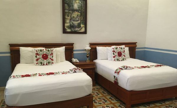 Campeche: Hotel Socaire
