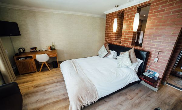 Pretoria: Menlyn Boutique Hotel